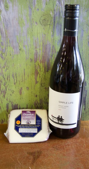 April Cheese of the Month with Choice Wine for Web