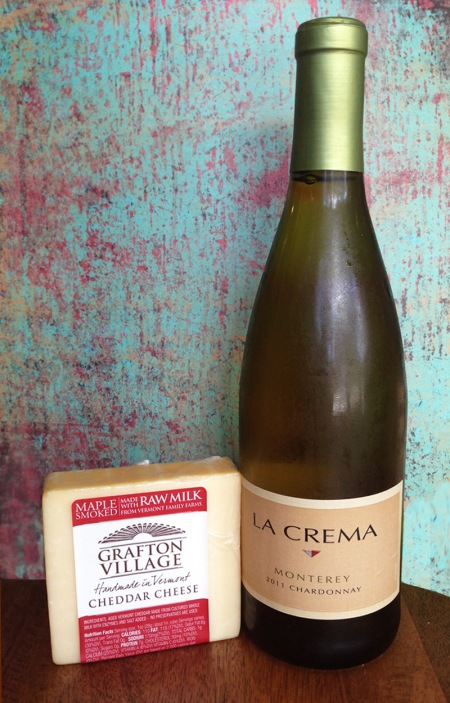 July wine and cheese of the month