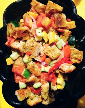 Panzanella Deli Salad