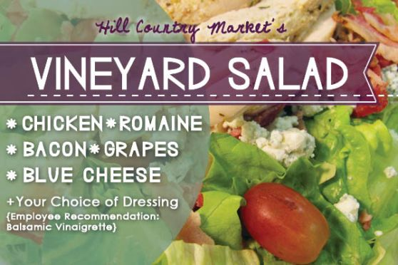 Vineyard Salad