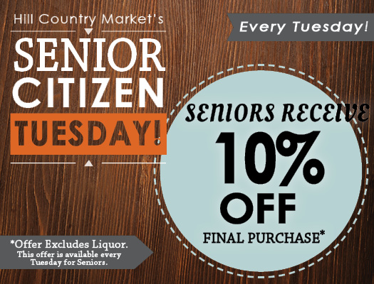senior citizen special