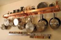 Neat and orderly Residential kitchen